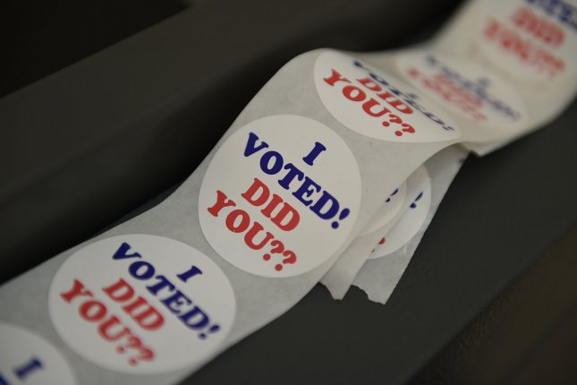 A federal judge extended the deadline for voter registration in Virginia through midnight Friday after an unprecedented surge in online registrations caused the state election commission's website to crash. For the first time in U.S. history, there are more than 200 million Americans registered to vote. File Photo by Molly Riley/UPI