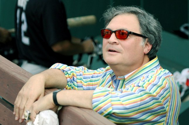 Florida Marlins owner Jeffrey Loria. (UPI Photo/John Anderson)