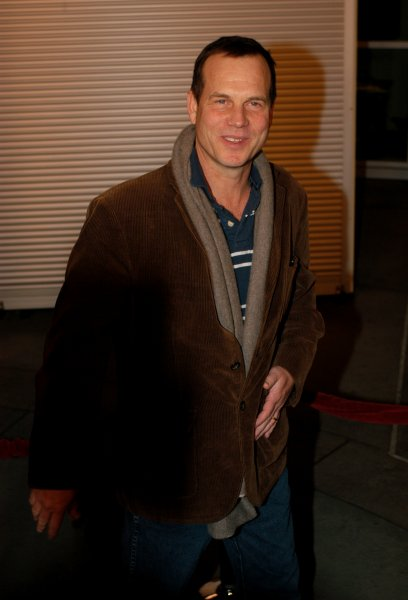Actor Bill Paxton arrives at the premiere of Starter for 10 in Los Angeles on February 6, 2007. Hanks co-produced the romantic comedy. (UPI Photo/John Hayes)