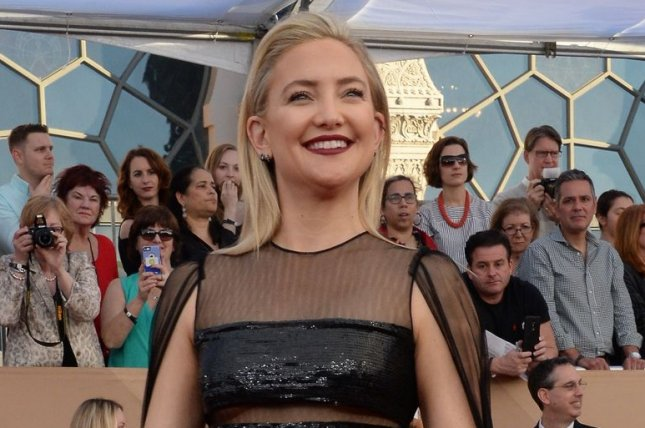Kate Hudson at the Screen Actors Guild Awards on January 29. File Photo by Jim Ruymen/UPI