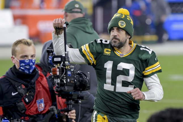 Aaron Rodgers, Packers beat Rams to reach NFC Championship Game