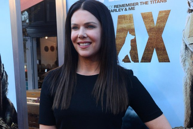 Gilmore Girls icon Lauren Graham is seen at the premiere of the motion picture Max in Los Angeles on June 23, 2015. File photo by Jim Ruymen/UPI