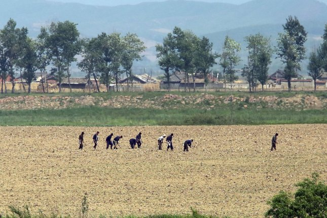 More North Koreans are escaping poverty and finding work in the cities, according to a source in the country. File Photo by Stephen Shaver/UPI