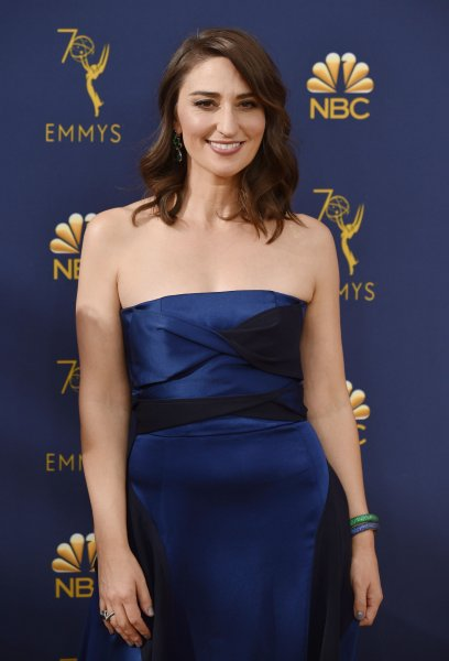 Sara Bareilles attends the 70th annual Primetime Emmy Award at the Microsoft Theater in downtown Los Angeles on September 17, 2018. The singer turns 40 on December 7. File Photo by Christine Chew/UPI