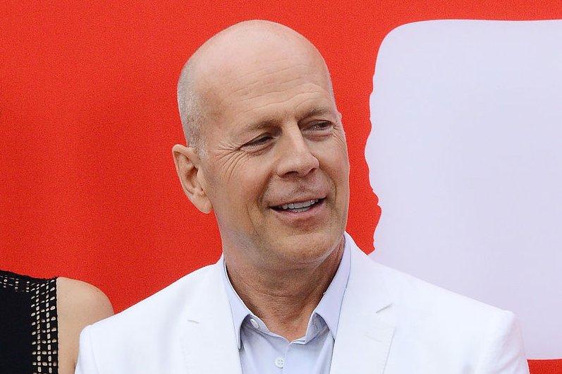 Bruce Willis. UPI/Jim Ruymen