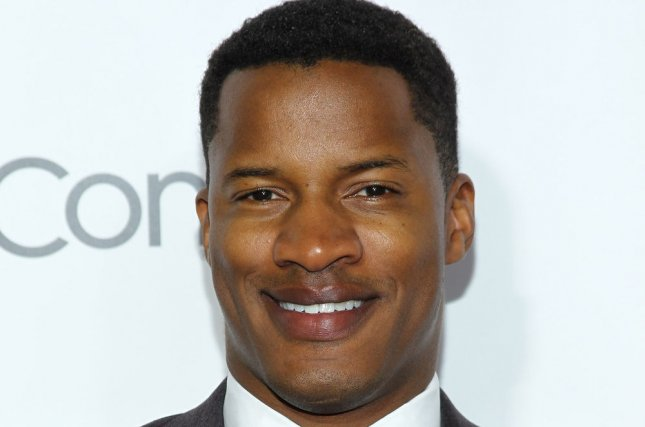 Director Nate Parker arrives for the CinemaCon 2016 Big Screen Achievement Awards in Las Vegas on April 14, 2016. Photo by James Atoa/UPI