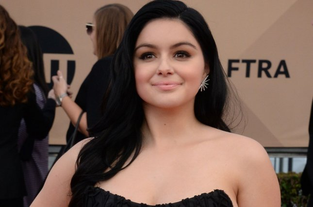 Actress Ariel Winter attends the 22nd annual Screen Actors Guild Awards in Los Angeles on January 30, 2016. File Photo by Jim Ruymen/UPI