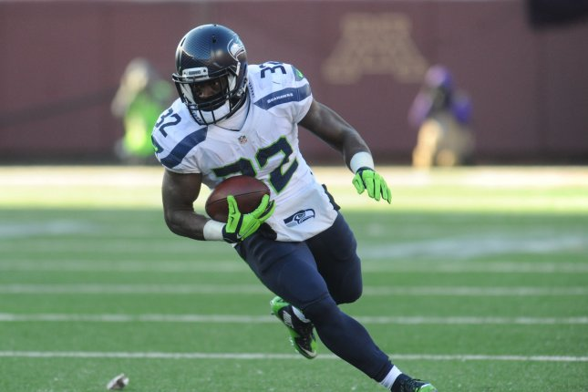 Fantasy Football Rb Christine Michael Starter On Seattle Seahawks Depth Chart