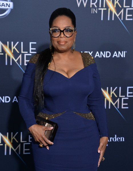 Oprah Winfrey will star in the HBO Special, 'Between the World and Me.' File Photo by Jim Ruymen/UPI.