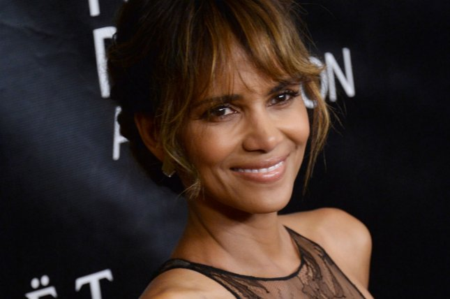 Actress Halle Berry attends the annual Hollywood Foreign Press Association Grants Banquet in California. File Photo by Jim Ruymen/UPI