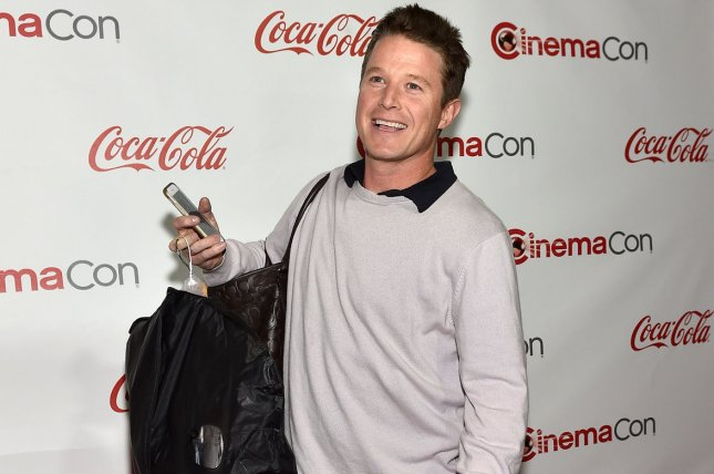 Billy Bush attends The Big Screen Achievement Awards on April 23, 2015. Bush was given a sendoff on-air on Today by Matt Lauer Tuesday after he was let go due to his involvement with an audio recording of GOP candidate Donald Trump making insensitive remarks about women. File Photo by David Becker/UPI