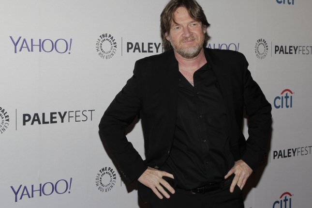 Donal Logue arrives on the red carpet at the 2nd Annual Paley Fest presents Gotham event in New York City on October 18, 2014. Logue announced via social media Sunday that he is still looking for his 16-year-old daughter Jade, who went missing in Brooklyn nearly a week ago. File Photo by John Angelillo/UPI