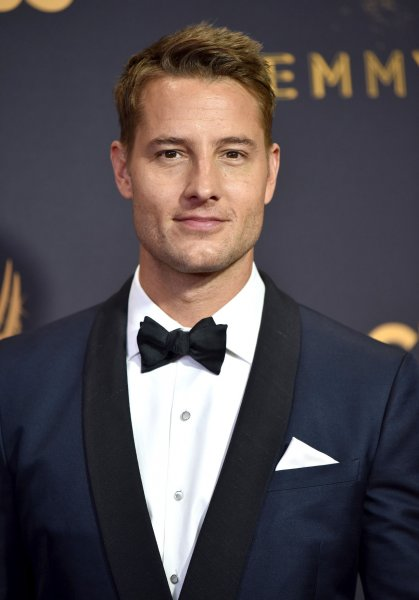 Justin Hartley married his longtime girlfriend Chrishell Stause this weekend. File Photo by Christine Chew/UPI