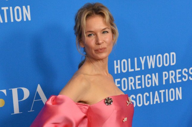 Renee Zellweger plays Judy Garland and sings on the Judy soundtrack. File Photo by Jim Ruymen/UPI