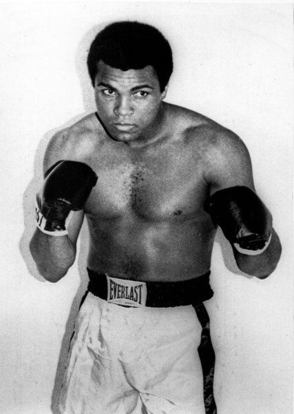 Boxing great Muhammad Ali died at the age of 74 in Phoenix, Ariz., on Saturday. UPI file