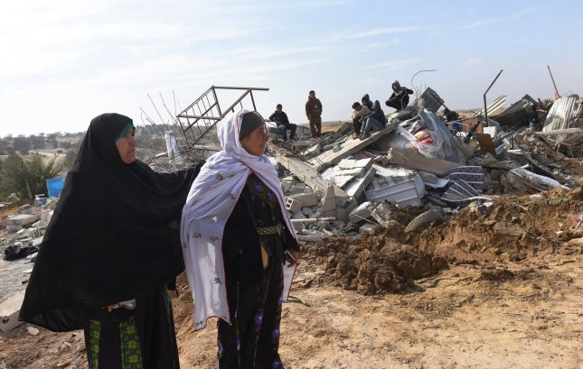 Arab-Israeli kills policeman during demolition of illegal structures