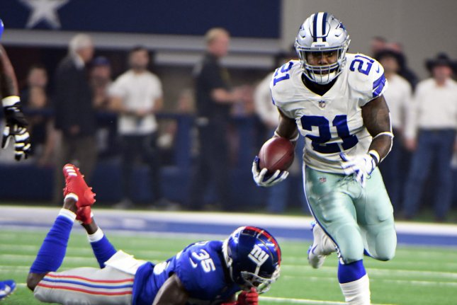 cheap for discount 9e5ad 26ca0 Dallas Cowboys' Ezekiel Elliott on $90M contract: 'I believe ...