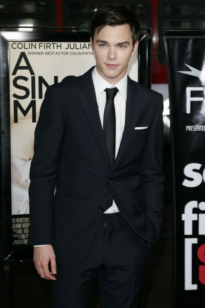 Actor Nicholas Hoult attends the premiere of ''A Single Man'' at AFI Fest 2009 at Grauman's Chinese Theatre in Los Angles on November 5, 2009. Hoult is to portray Beast in the Twentieth Century Fox comic-book adaptation to be directed by Matthew Vaughn starting next month. UPI/Jonathan Alcorn