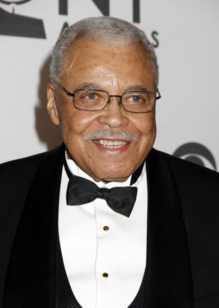 James Earl Jones arrives for the 2012 Tony Awards in New York on June 10, 2012. Jones will be honored with a Lifetime Achievement Award at this year's ceremony in June. File Photo by Laura Cavanaugh/UPI