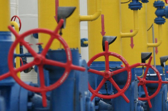 U.S. national defense measure states liquefied natural gas could be a tool to counter Russian energy coercion in Europe. File photo by Sergey Starostenko/UPI.
