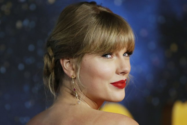 Taylor Swift talked about her documentary, Miss Americana, at the Q&A for the film on the first night of Sundance Film Festival Thursday.   File Photo by John Angelillo/UPI
