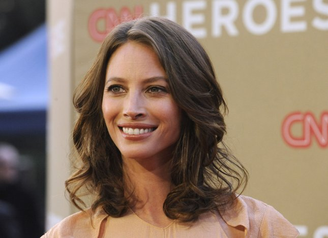 Christy Turlington Burns attends CNN Heroes: An All-Star Tribute held at the Shrine Auditorium in Los Angeles on December 11, 2011. UPI/ Phil McCarten