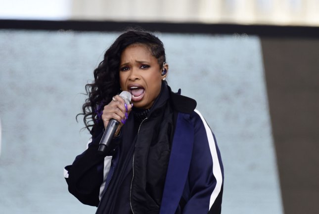 The Voice coach Jennifer Hudson is set to perform on Tuesday's season finale of the singing competition show. File Photo by David Tulis /UPI