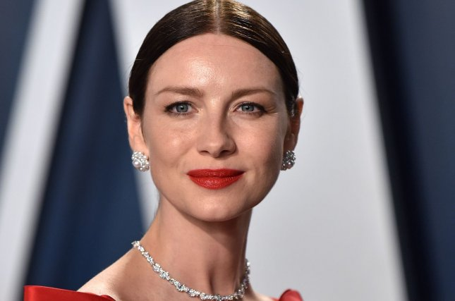 Caitriona Balfe stars in romantic drama Outlander.   Photo by Chris Chew/UPI