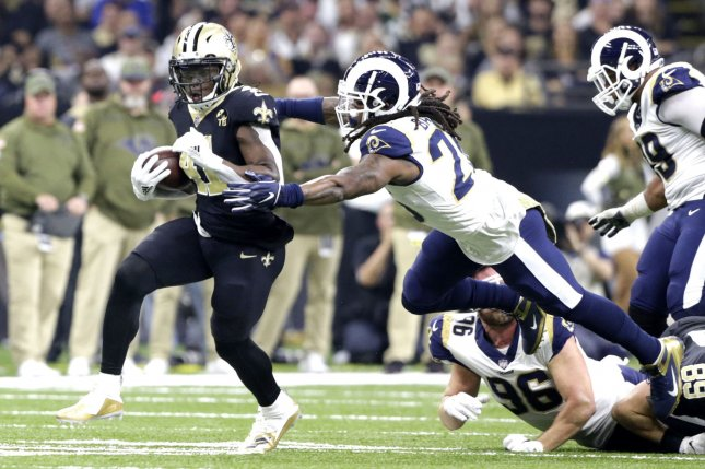 info for 2590d 4e039 Los Angeles Rams to cut LB Mark Barron after five seasons ...