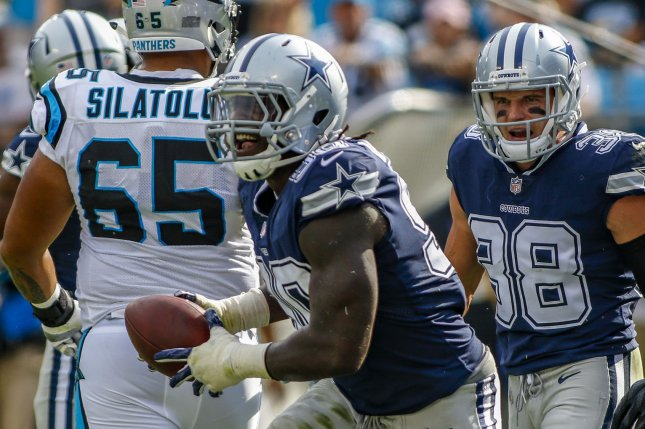 Dallas Cowboys lock up star DE DeMarcus Lawrence on five-year deal