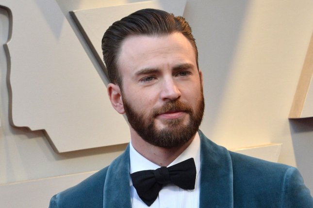 Chris Evans and other Avengers: Endgame stars, such as Scarlett Johansson, answered a number of unique questions from the staff of The Late Show. File Photo by Jim Ruymen/UPI