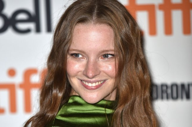 Morfydd Clark will play Galadriel in Amazon's Lord of the Rings series. File Photo by Christine Chew/UPI