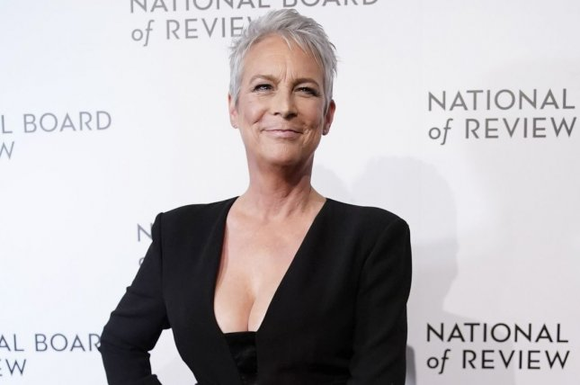 Jamie Lee Curtis will receive the Golden Lion for Lifetime Achievement at the Venice International Film Festival in September. File Photo by John Angelillo/UPI