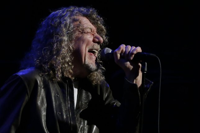 The Ninth Circuit Court of Appeals upheld a 2016 verdict that Robert Plant (pictured) and Led Zeppelin did not unlawfully copy the Spirit song Taurus for Stairway to Heaven. File Photo by John Angelillo/UPI