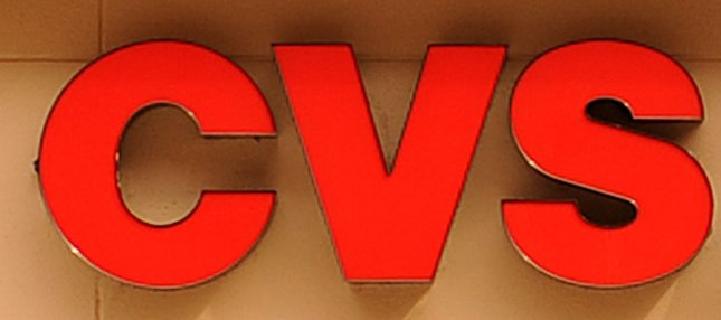 A CVS logo is seen on a building in Washington on September 1, 2011. UPI/Roger L. Wollenberg