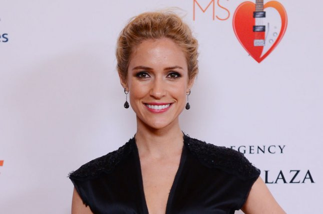 Kristin Cavallari at the Race to Erase MS gala on April 3, 2013. The designer's brother Michael died at age 30 in December. File Photo by Jim Ruymen/UPI