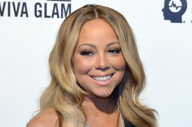 Mariah Carey arrives at the Elton John Aids Foundation's 24th Annual Academy Awards viewing party on February 28, 2016. Carey hosted a party in Italy where guests came dressed as the iconic singer. File Photo by Christine Chew/UPI