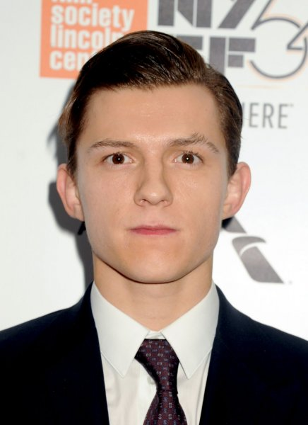 Tom Holland at the New York Film Festival screening of The Lost City of Z on October 15. The actor plays Peter Parker in Spider-Man: Homecoming. File Photo by Dennis Van Tine/UPI