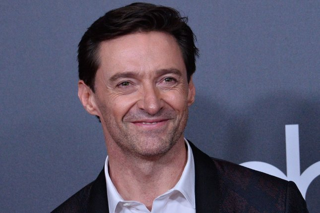 Hugh Jackman discussed his training for The Music Man on The Late Show. File Photo by Jim Ruymen/UPI