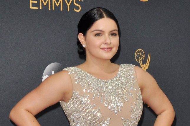 Ariel Winter at the Primetime Emmy Awards on September 18. File Photo by Christine Chew/UPI