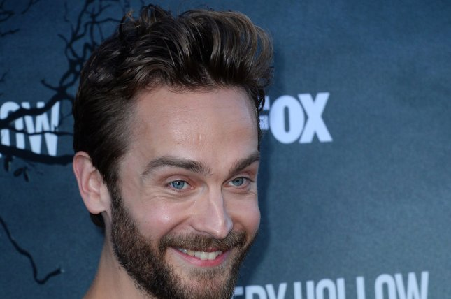 Tom Mison has joined the ensemble of Hulu's Four Weddings and Funeral. File Photo by Jim Ruymen/UPI