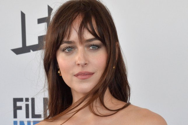 Dakota Johnson stars in Wounds, a new Hulu original movie available in October. File Photo by Jim Ruymen/UPI