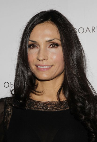 Famke Janssen arrives on the red carpet at the National Board of Review Awards Gala at Cipriani in New York City on January 8, 2013. UPI/John Angelillo