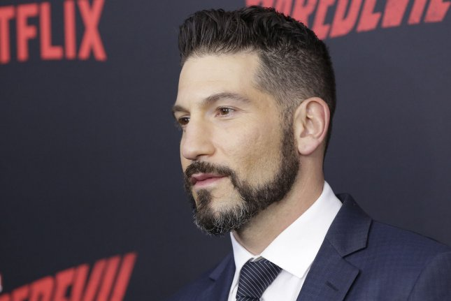 The Punisher star Jon Bernthal arrives on the red carpet at the Daredevil Season 2 Premiere at AMC Loews Lincoln Square 13 theater on March 10, 2016 in New York City. Production has just begun on The Punisher which also stars Ben Barnes. File Photo by John Angelillo/UPI