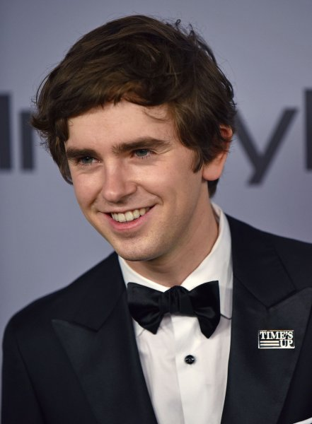 Freddie Highmore will return for a second season of the ABC medical drama The Good Doctor. File Photo by Christine Chew/UPI