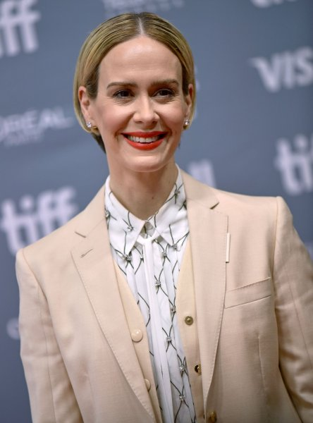 Sarah Paulson plays the titular nurse in Ratched, Netflix's prequel series that explores Mildred Ratched's life before the events of 1976 film One Flew Over the Cuckoo's Nest. File Photo by Chris Chew/UPI