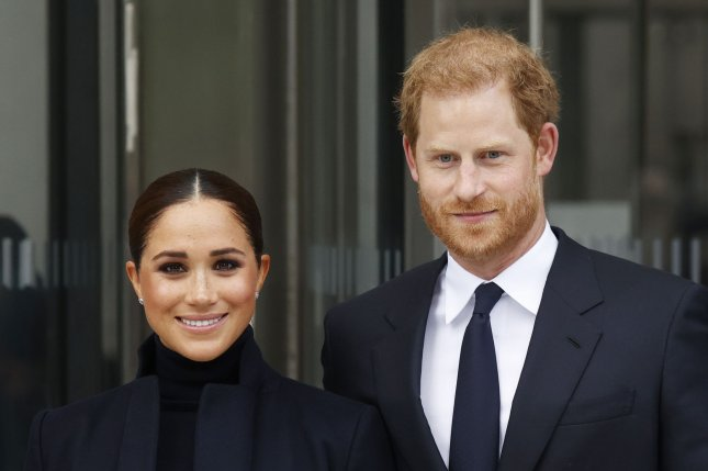 Prince Harry, Meghan Markle visit One World Trade Center in New York