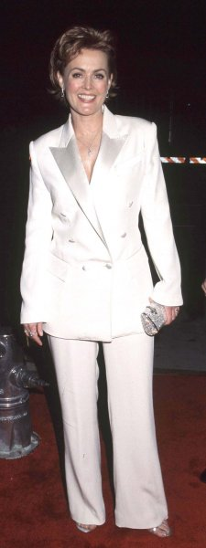SMX2001010812 - 07 JANUARY 2001 - PASADENA, CALIFORNIA, USA: Laura Innes at the People's Choice Awards at the Pasadena Civic Auditorium January 7, 2001, in Pasadena, California. rlw/Star Max/Russ Einhorn UPI.****Europe, Australia, Japan Out****