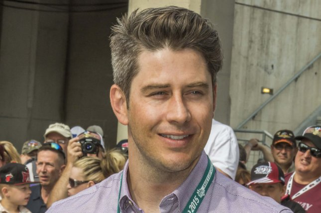 Arie Luyendyk, Jr., is driving Lauren Burnham and her dog from Virginia to his home in Scottsdale. File Photo by Ed Locke/UPI