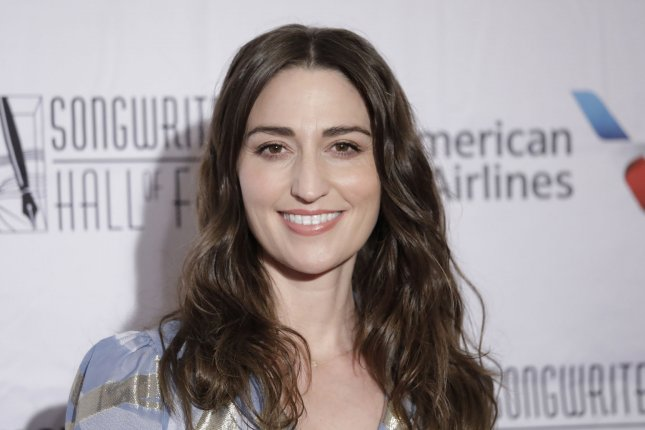 Sara Bareilles took to Twitter following news her musical, Waitress, will have its closing performance Jan. 5. File Photo by John Angelillo/UPI